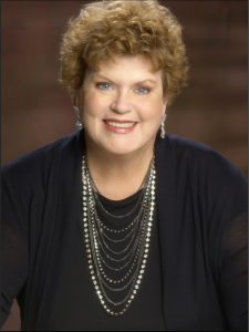 Charlaine Harris. Photo by Sigrid Estrada.