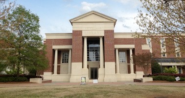 Front of J. D. Williams Library