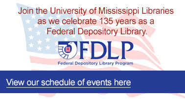 FDLP Spring Schedule of Events