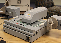 ST-200 Reader/Digitizer for film, fiche, and opaque microprint and microcards