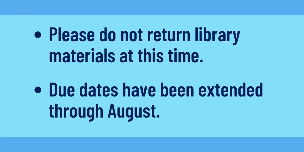 Return dates extended